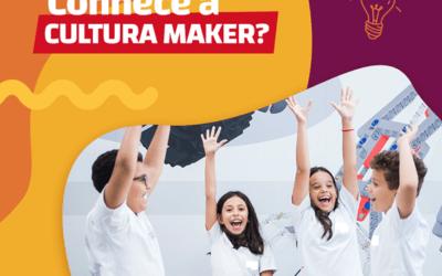 Conhece a Cultura Maker?